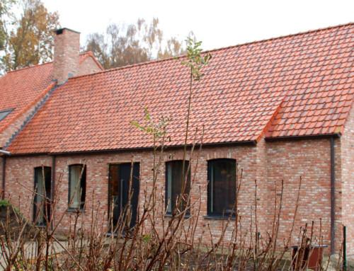 Nieuwbouw woning met domotica Veldegem (2012)